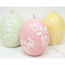 wholesale Decoration: Easter egg LUXUS made of the finest Dolomeit 7x5.5