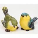 wholesale Clocks & Alarm Clocks: Polyresin bird very detailed 6x4cm