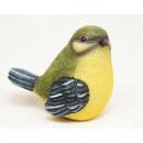 wholesale Decoration: Bird XL made of resin 8x6x6cm