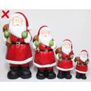 Santa XXXL klasszikus 26x13x11cm kerámia