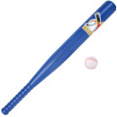 Baseball set bat 53cm + ball in the net