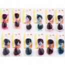 grossiste Vetement et accessoires: Lunettes de soleil filles 6- fois assorti