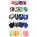 wholesale Fashion & Apparel: Scarf multifunction unisex 20x assorted