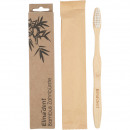 wholesale Dental Care: Toothbrush Elina Bamboo 1er in a folding box