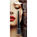 Cosmetic eyeliner black on blister card approx. 4m
