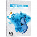 Tealight fragrance 6er anti-tobacco in carton