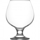 wholesale Drinking Glasses: Glass cognac swivel 390ml, height: 12.5cm