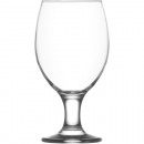 wholesale Houshold & Kitchen: Glass of beer glass 400ml, height: 16cm