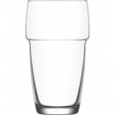 Glass of water glass 340ml, height: 13cm, stackabl