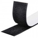 wholesale Haberdashery & Sewing: Velcro tape 120cmx19mm sewable in bedr. Cardboard