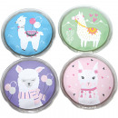Pocket warmer Lama im Display 4 colors assorted