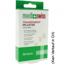 Wondverband Medi + Swiss Strips Transparant 36er
