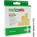 nagyker Drogéria és kozmetika: Sebkezelés Medi + Swiss Strips Classic 50s