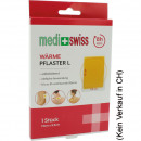 Großhandel Drogerie & Kosmetik: Wundverband Medi+Swiss Wärme Pflaster 13x9,5cm