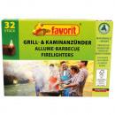 Grill / allumeur à charbon Eco 24er cube 100% FSC