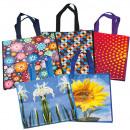 Bag shopping bag XL with motifs