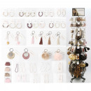 Accessories assortment 588 pieces in a metal displ