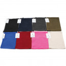 Scarf multifunctional fleece, 8- times assorted