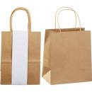 nagyker Ajándékok és papíráruk: Ajándék táska szett 3 Kraftp-ból. ...