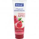 Elina hand cream 125ml pomegranate
