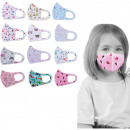 Mask children mouth / nose protection 12- times as