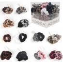 wholesale Drugstore & Beauty: Hair scrunchies scrunchies 2 medium 12-fold so