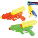 Water pistol 20cm with water tank 3 assorted color