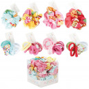 Children's hair ties & scrunchies in diffe