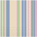 Prémium szalvéta 'Stripes' 20 33x33cm