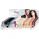 grossiste Maquillage: Parfum ELINA 15ml Display -2, 114 pièces par 12 fo