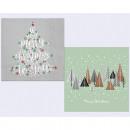 Napkins 'Modern Xmas Tree' 20's, 3-ply