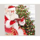 Szalvéta 'Santa Classic' 20, 3 rétegű 33x3
