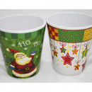 Kubek do kawy Santa and Stars 300ml 10x9cm