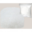 wholesale Gifts & Stationery: Deco snow 80g white in transparent bag