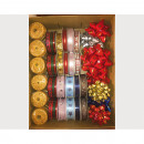 wholesale Gifts & Stationery: Decor display, 12 cords, 8 loops, 20 tapes
