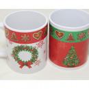 Coffee mug classic shape 350ml, 9,5x8cm