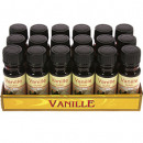 Vanilla 10ml scented in glass bottle