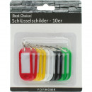wholesale Gifts & Stationery: Key assorted 5cm colored assorted on Kar