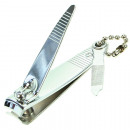 Nail clipper 5.5cm, chrome plated