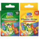 wholesale Care & Medical Products: Wound dressing children's 10s Strips Zoo motif
