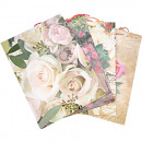 Gift assorted Rose Jumbo assorted motifs 35x25x9