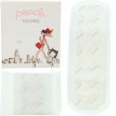 wholesale Toiletries: Sanitary Napkin 2 Peach Young Normal with wings