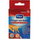 Wundverband 10er Fingerverband 12x2cm elastisch