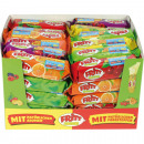wholesale Food & Beverage: Food Fritt Kaubonbon 70gr 6- times assorted