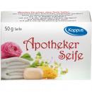 Szappan Kappus 50g gyógyszerész fehér szappan