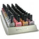 groothandel Drogisterij & Cosmetica: Nagellak Sabrina trend kleuren op dienblad 12ml