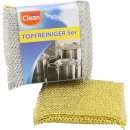 Top-friendly scouring pads 5x 10x8cm