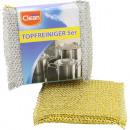 mayorista Limpieza: almohadillas de estropajo para fregar Serie 5 10x8