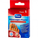 wholesale Care & Medical Products: Wound dressing 5er chicken eye plaster