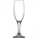 wholesale Drinking Glasses: Glass champagne glass (heavy duty) 0,15l